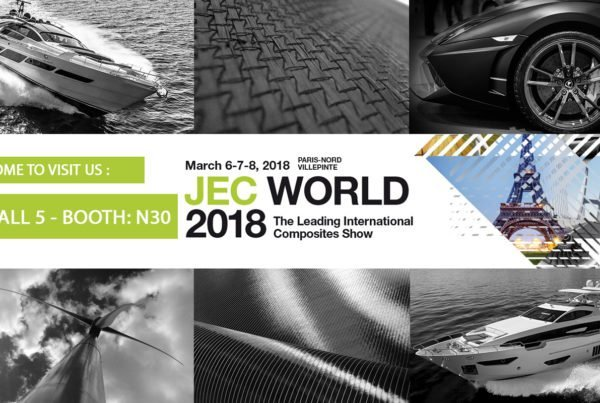 JEC World 2018_JEC Multiaxial fabrics