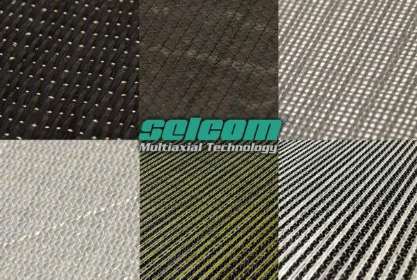Selcom Multiaxial fabrics solutions