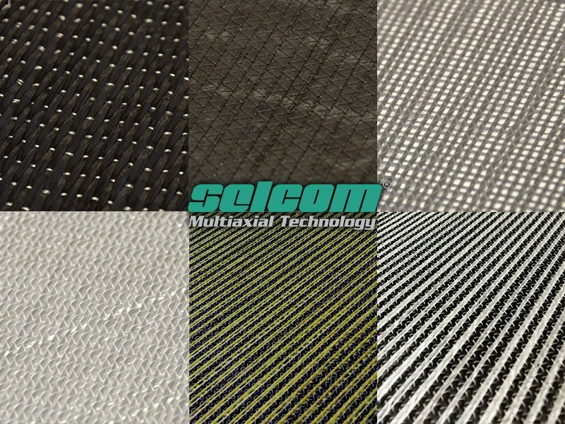 Multiaxial fabrics: a flexible solution for all industries