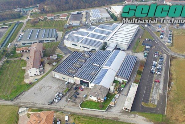 Selcom new carbon fabrics plant