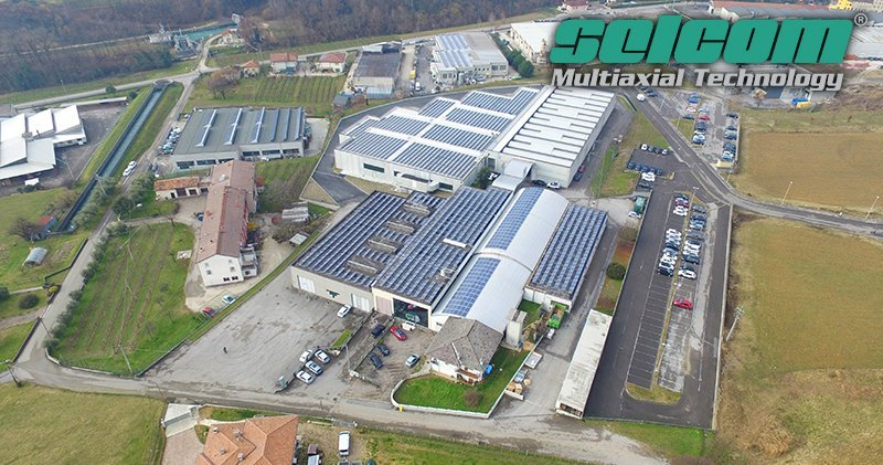 New production plant dedicated to carbon fabrics