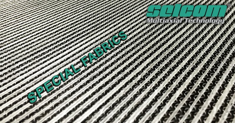 Multiaxial Custom Fabrics