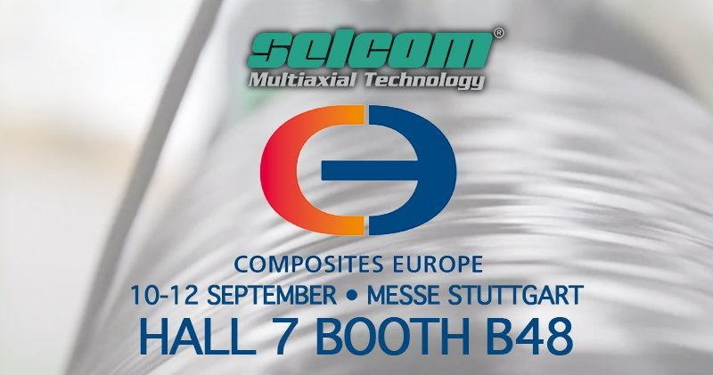 Selcom at Composites Europe 2019
