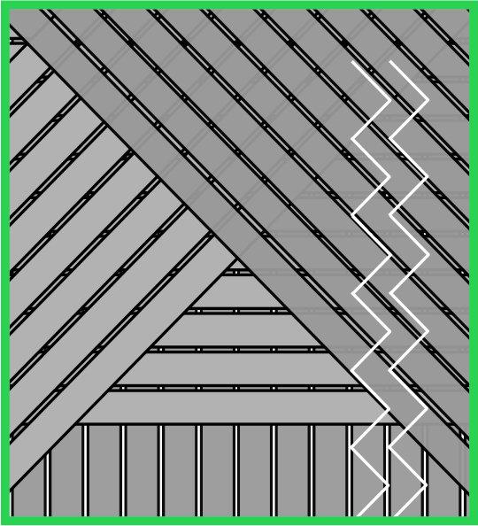 Quadriaxial Fabrics