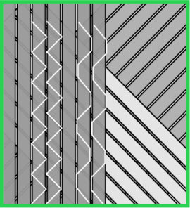 Triaxial Fabrics