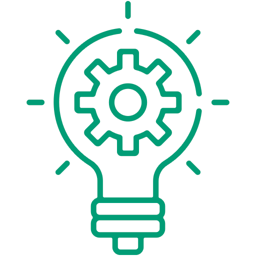 Innovation Home Icon