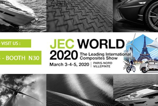 Selcom at JEC World 2020