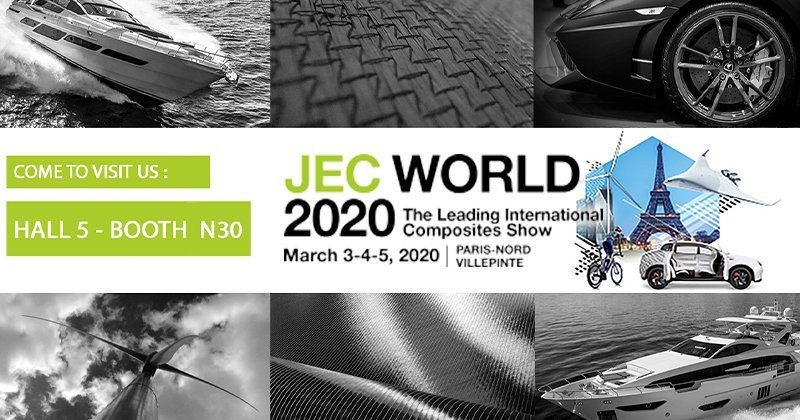 Selcom at JEC World 2020!