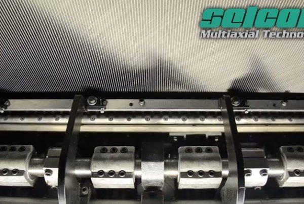 Selcom - multiaxial fabrics